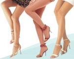 Забота сделает ноги красивыми