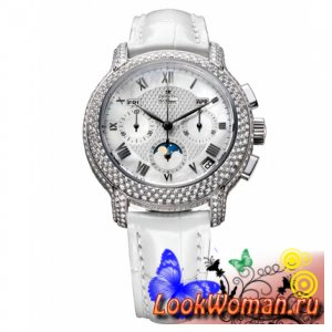 Новые часы Chronomasler Мооnphase Lady